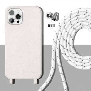 ompostable-iphone-covers-with-necklace-rope-lanyard---offwhite - necklace rope