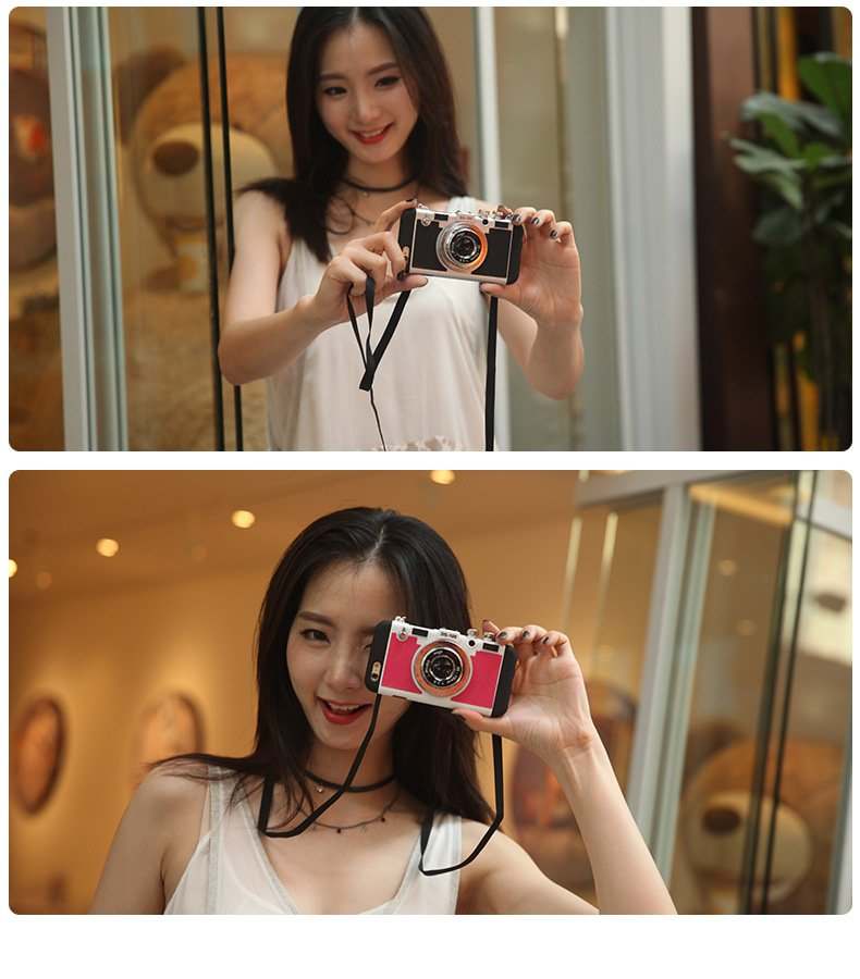 top selling 3d emily in paris camera phone case 3d - lovingcase wholesale 03