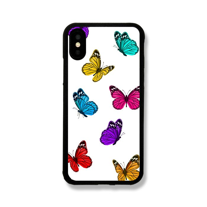hot selling butterfly iphone covers, bulk wholesale, lovingcase
