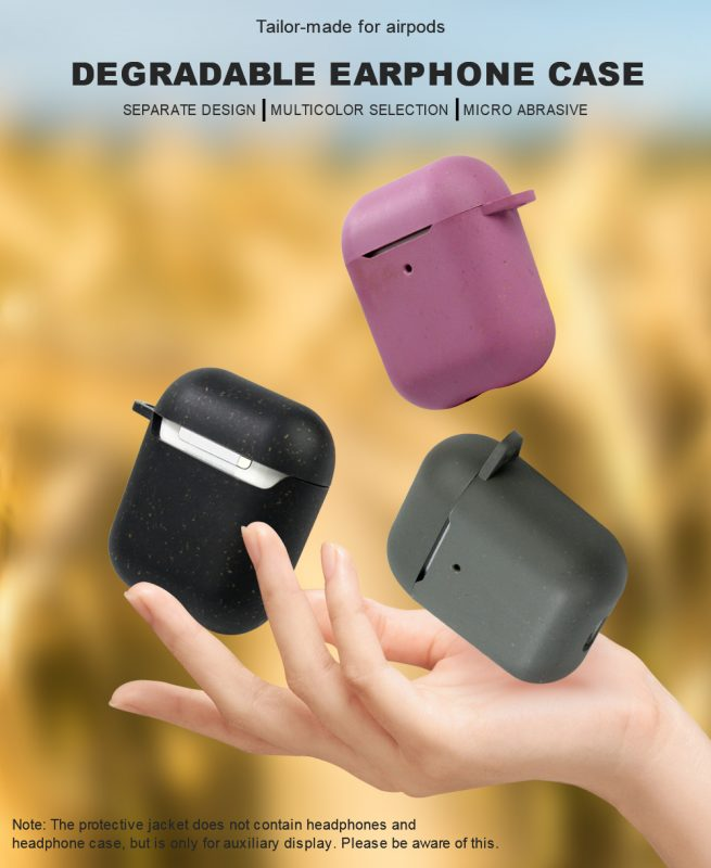 eco compostable airpods case, lovingcase wholesale