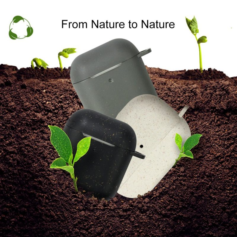 compostable airpods covers wholesale custom, lovingcase