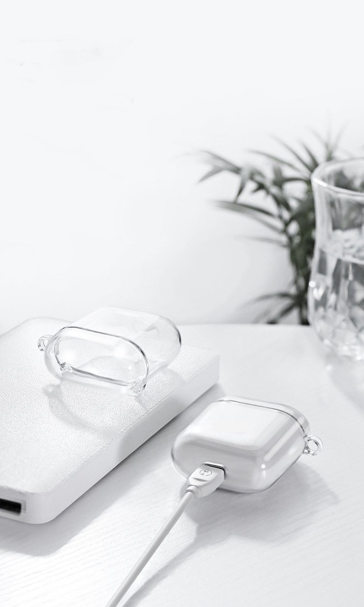 bulk buy clear airpods cases - lovingcase 1 23 pro