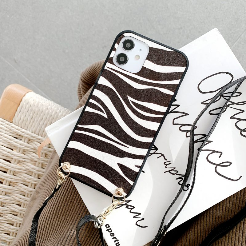 zebra pattern iphone covers fashion women - lovingcase wholesale