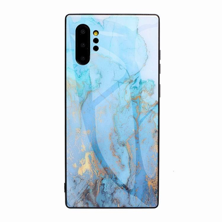blue and gold marble phone cases for samsung s20, note 20, tempered glass, lovingcase bulk wholesale