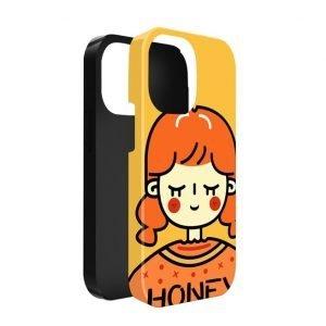 3D printed iphone cases for bulk customization - lovingcase - tough cover