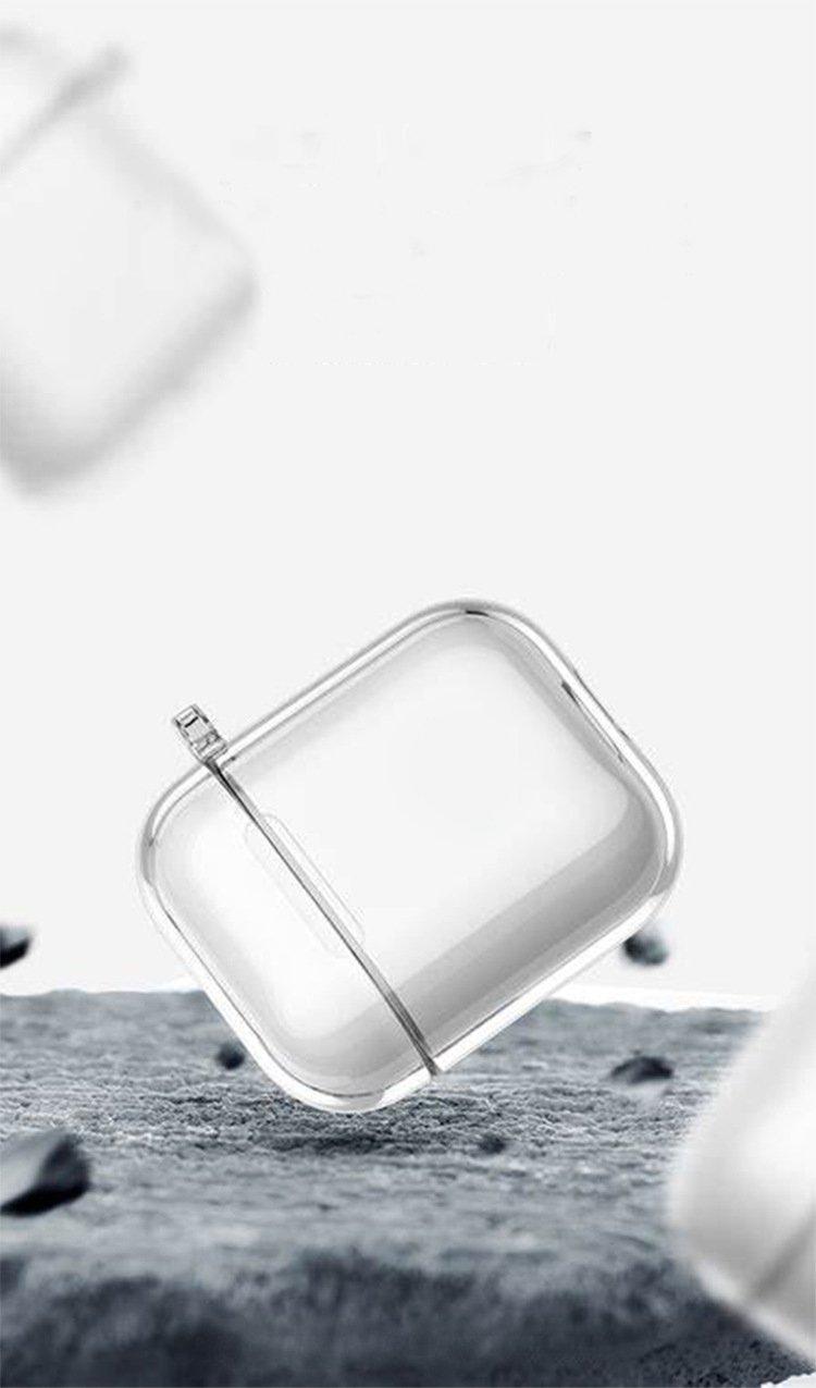 bulk buy clear airpods cases - lovingcase 1/2/3/pro