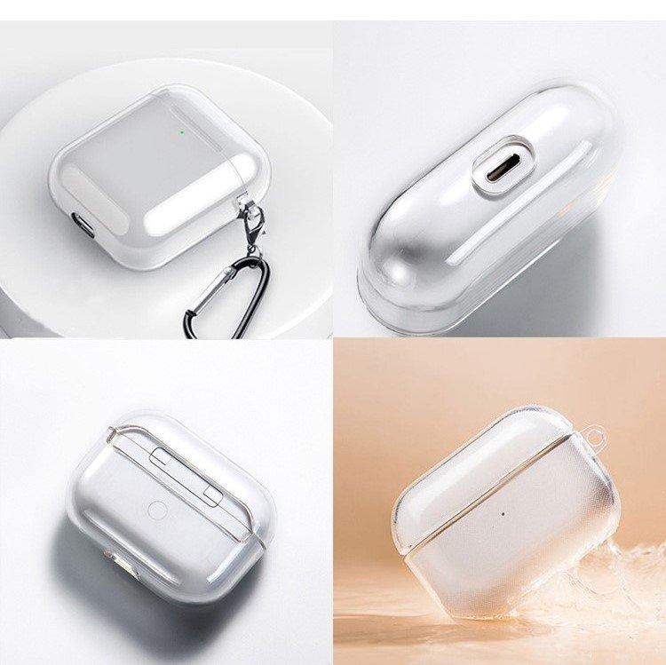 wholesale blank clear airpod 1/ 2 / pro cases, lovingcase bulk