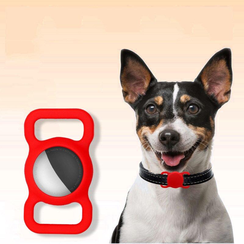 lovingcase bulk wholesale silicone airtag case holder for pets - 11