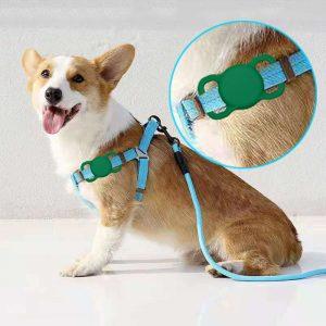 lovingcase bulk wholesale silicone airtag case holder for pets - 13