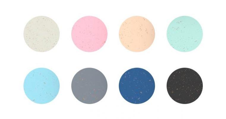 lovingcase compostable phone case color chart