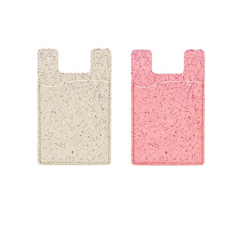 compostable phone case card holder for bulk wholesale custom, by lovingcase