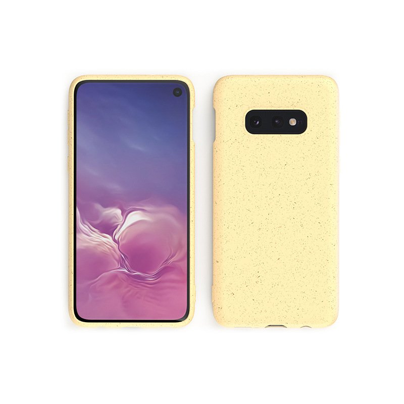 eco friendly compostable phone case for samsung, by lovingcase