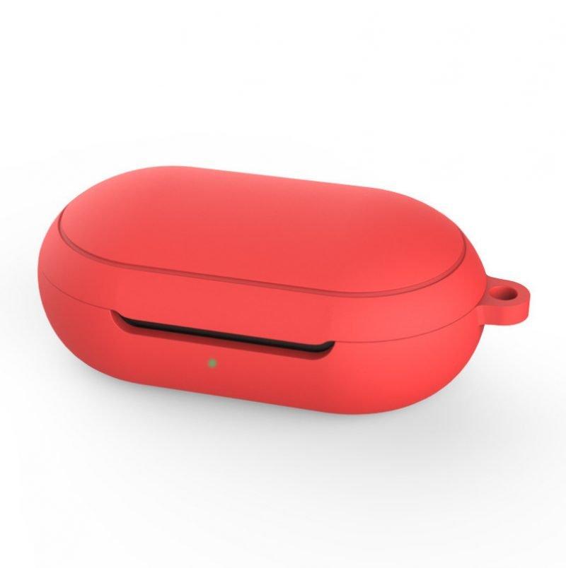 lovingcase bulk wholesale silicone samsung buds plus cases- red