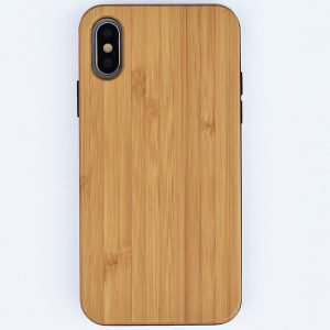 wholesale eco friendly real wood iphone cases, bamboo