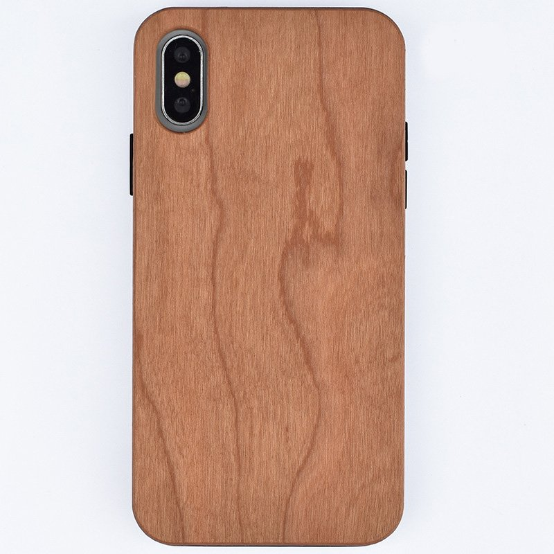 lovingcase wholesale eco friendly wood iphone case - cherry