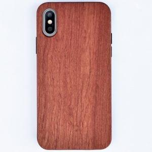 lovingcase wholesale eco friendly wood iphone case - rosewood-