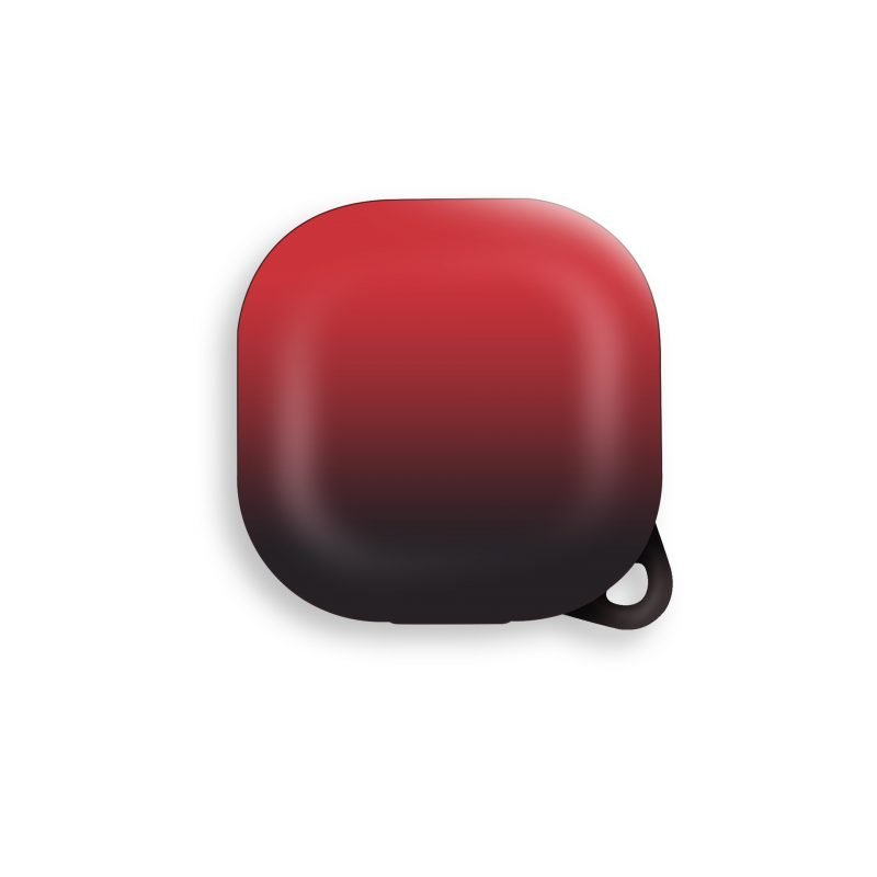 lovingcase wholesale samsung galaxy live buds cases- gradient rainbow red