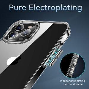 lovingcase - bulk buy blank clear iphone cases- ultra impact case-anti yellow