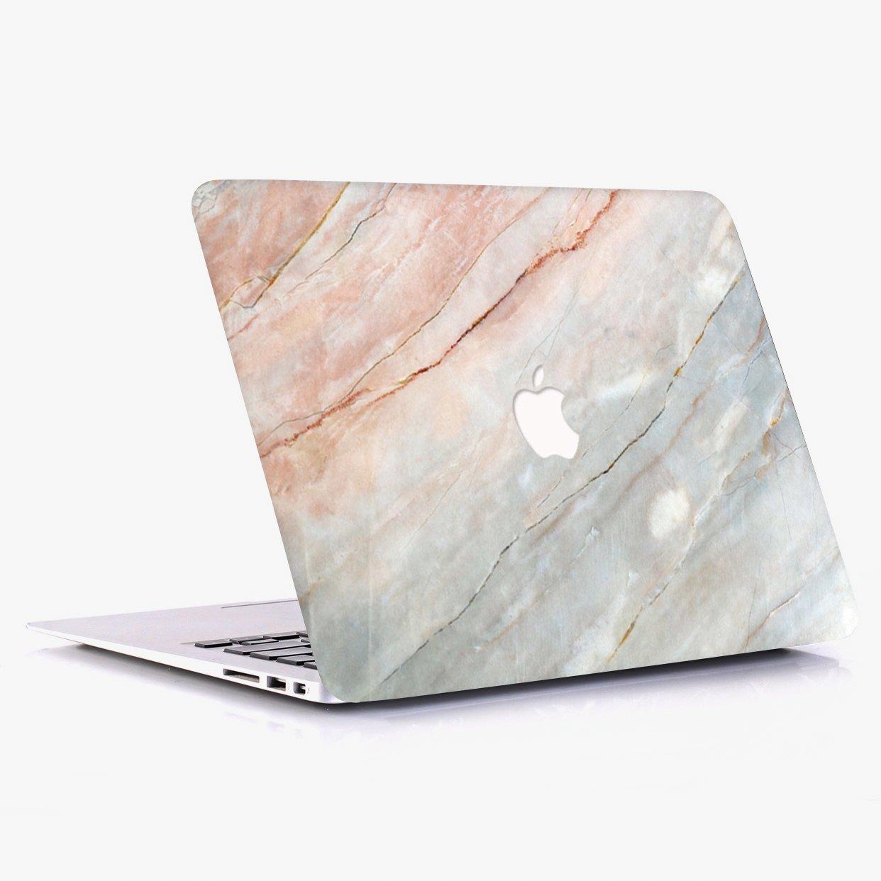 macbook case printed --marble- lovingcase wholesale