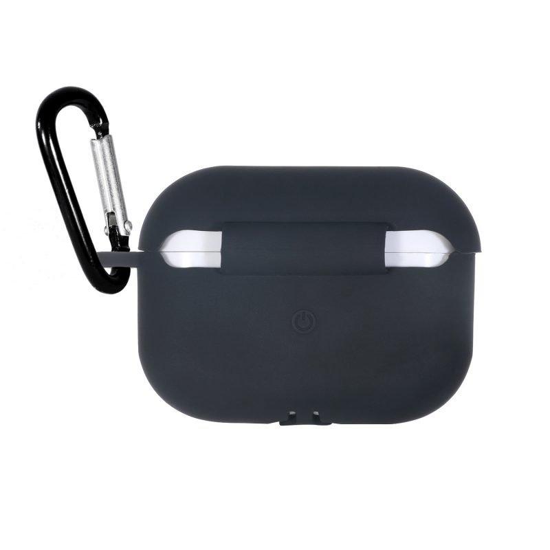 LOVINGCASE wholesale-bulk buy silicone airpods pro case- black