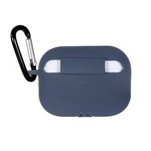 LOVINGCASE wholesale-bulk buy silicone airpods pro case- navy