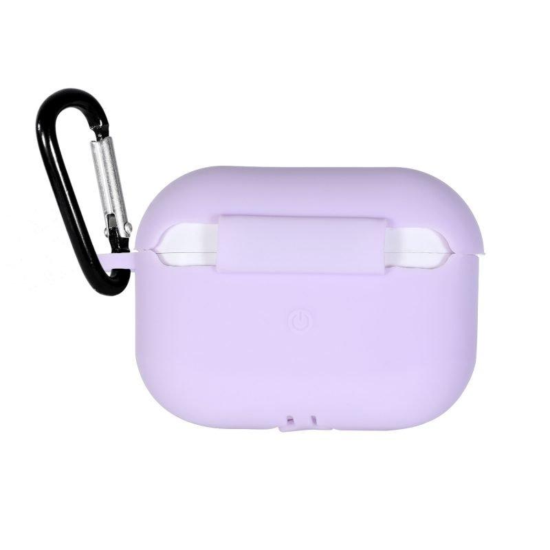 LOVINGCASE wholesale-bulk buy silicone airpods pro case- purple